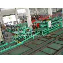 EPS Sandwich Panel Machine Production Line for Prefabricated House